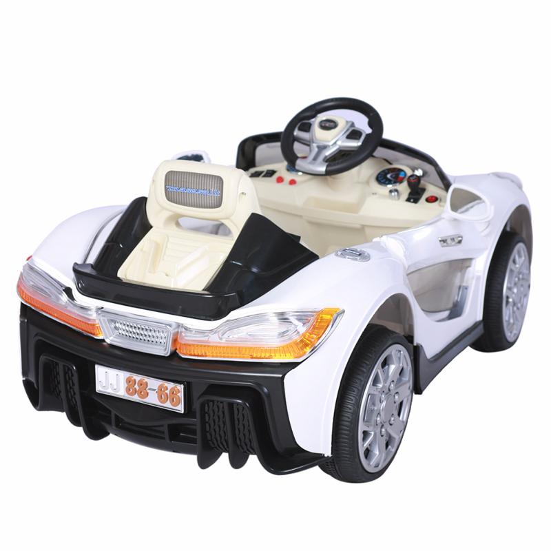 voiture de sport lectrique pour enfant 12v t l commande parentale cristom. Black Bedroom Furniture Sets. Home Design Ideas