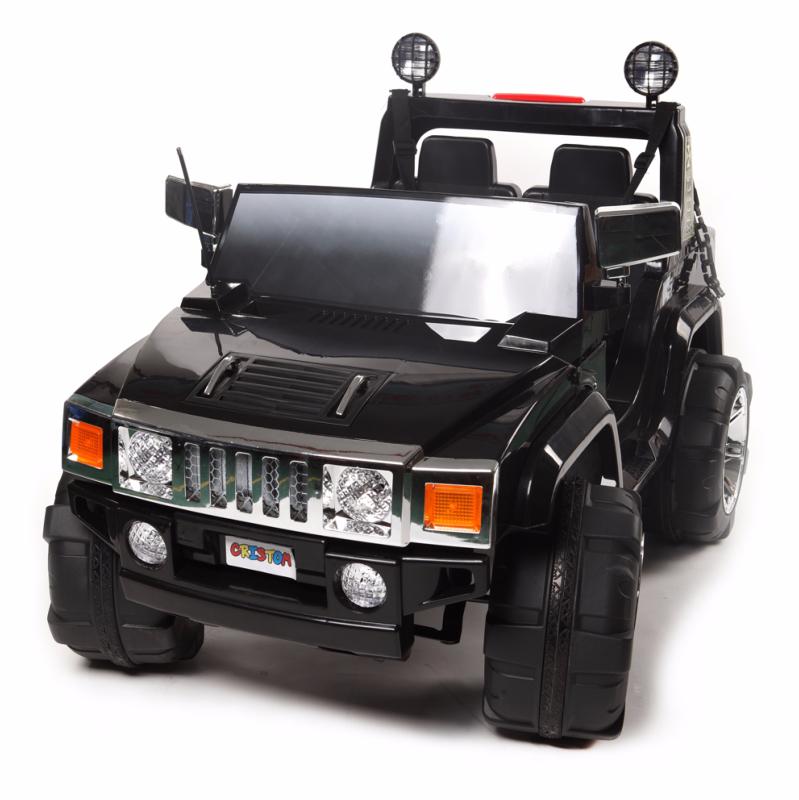 voiture lectrique pour enfant style hummer cristom 12v t l commande parentale. Black Bedroom Furniture Sets. Home Design Ideas