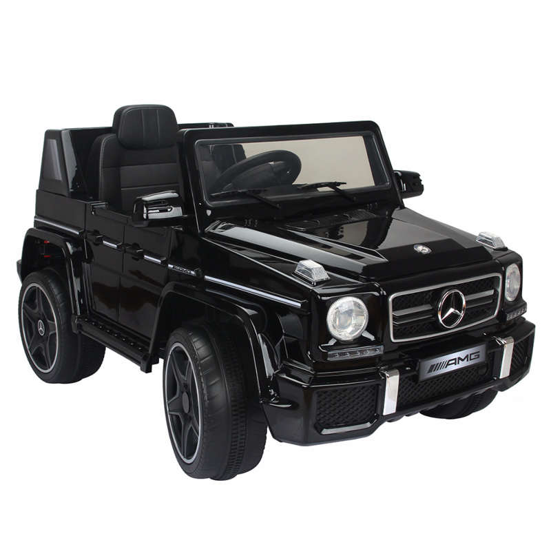 voiture lectrique pour enfant mercedes amg cristom licence mercedes 12v noir. Black Bedroom Furniture Sets. Home Design Ideas