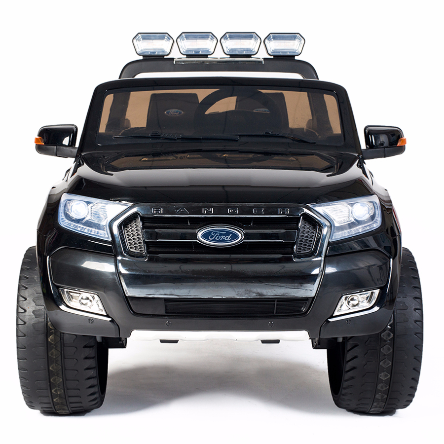 4x4 lectrique 12v pour enfant ford ranger wildtrak cristom blanc. Black Bedroom Furniture Sets. Home Design Ideas
