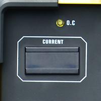 Ecran digital du poste à souder Inverter Silex